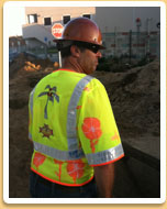 Hawaiian Safety Vest