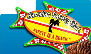 Hawaiian Safety Shirt Logo